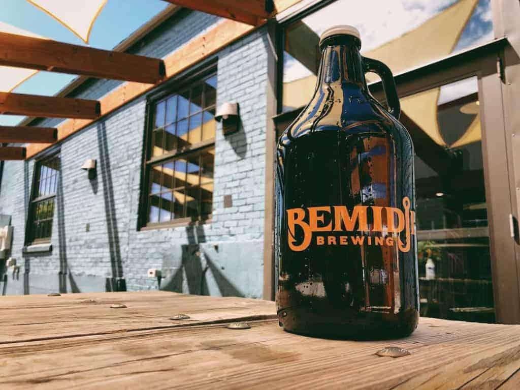Bemidji Brewing.