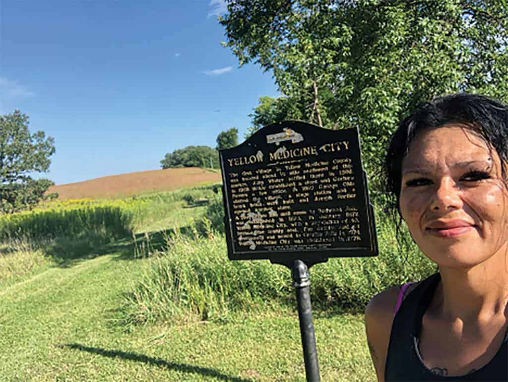 Upper Sioux Agency Historic Site.