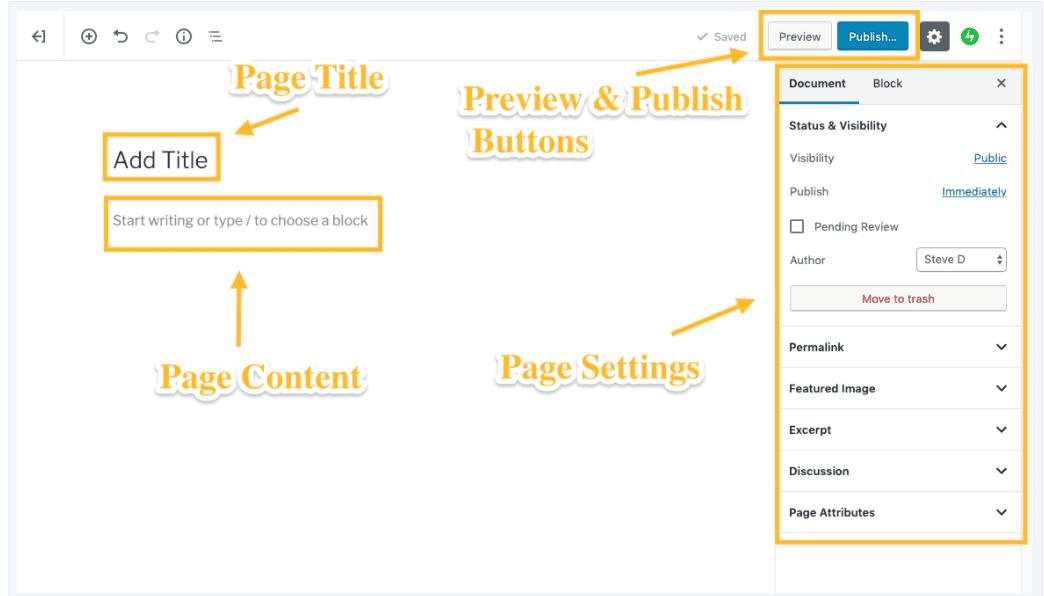Website Publish