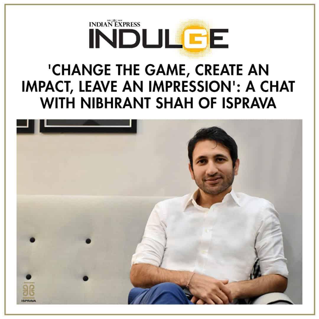 Indian Express - Indulge