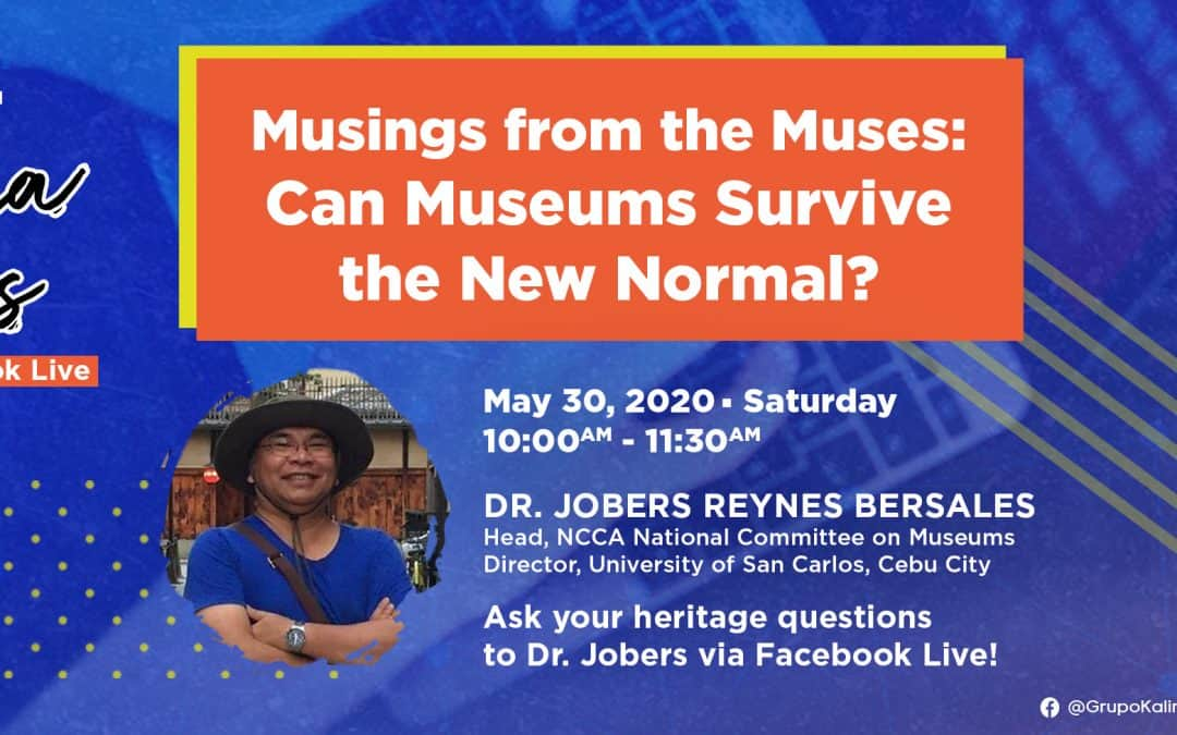 Pamana Talks: Can Museums Survive the New Normal?