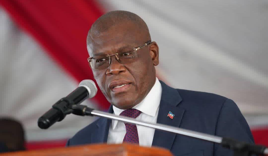 Primer ministro Haití