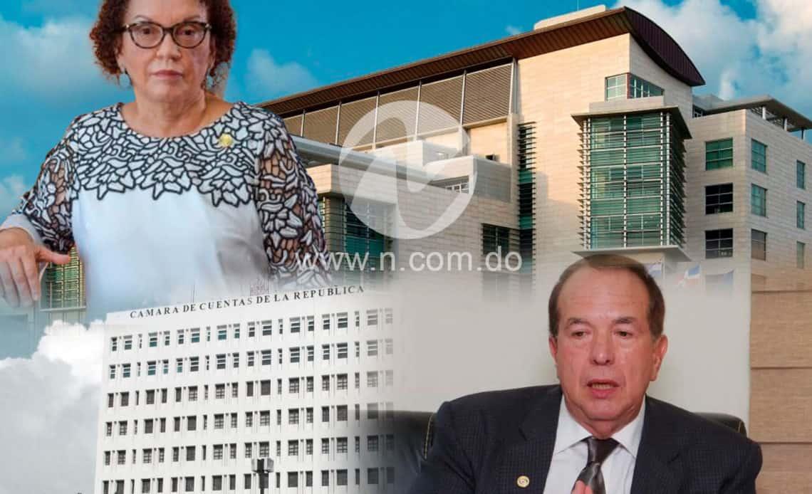 Miriam Germán y la Cámara de Cuentas