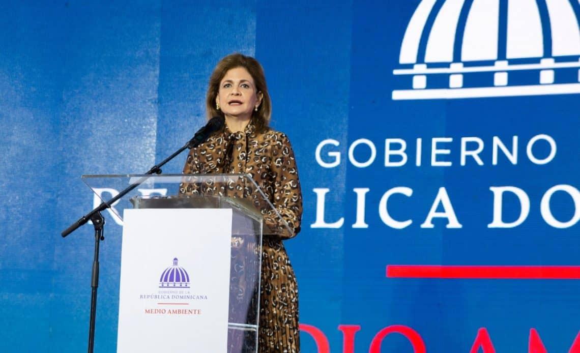 Raquel Peña, vicepresidenta de la República