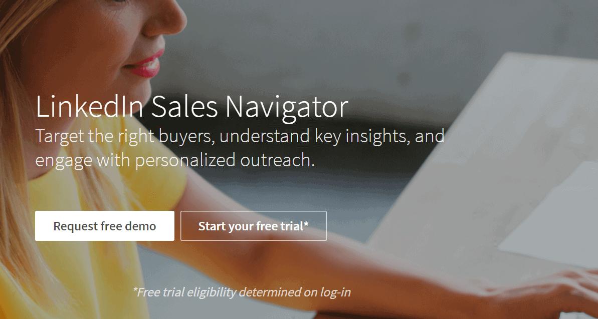 LinkedIn Sales Navigator ZoomInfo Alternatives