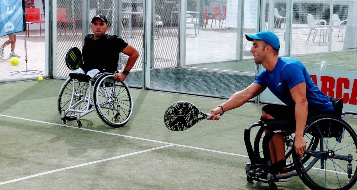 El Open Nacional Trofeo Fundación Konecta-Fundación También de pádel en silla ha cumplido su décima edición en 2018