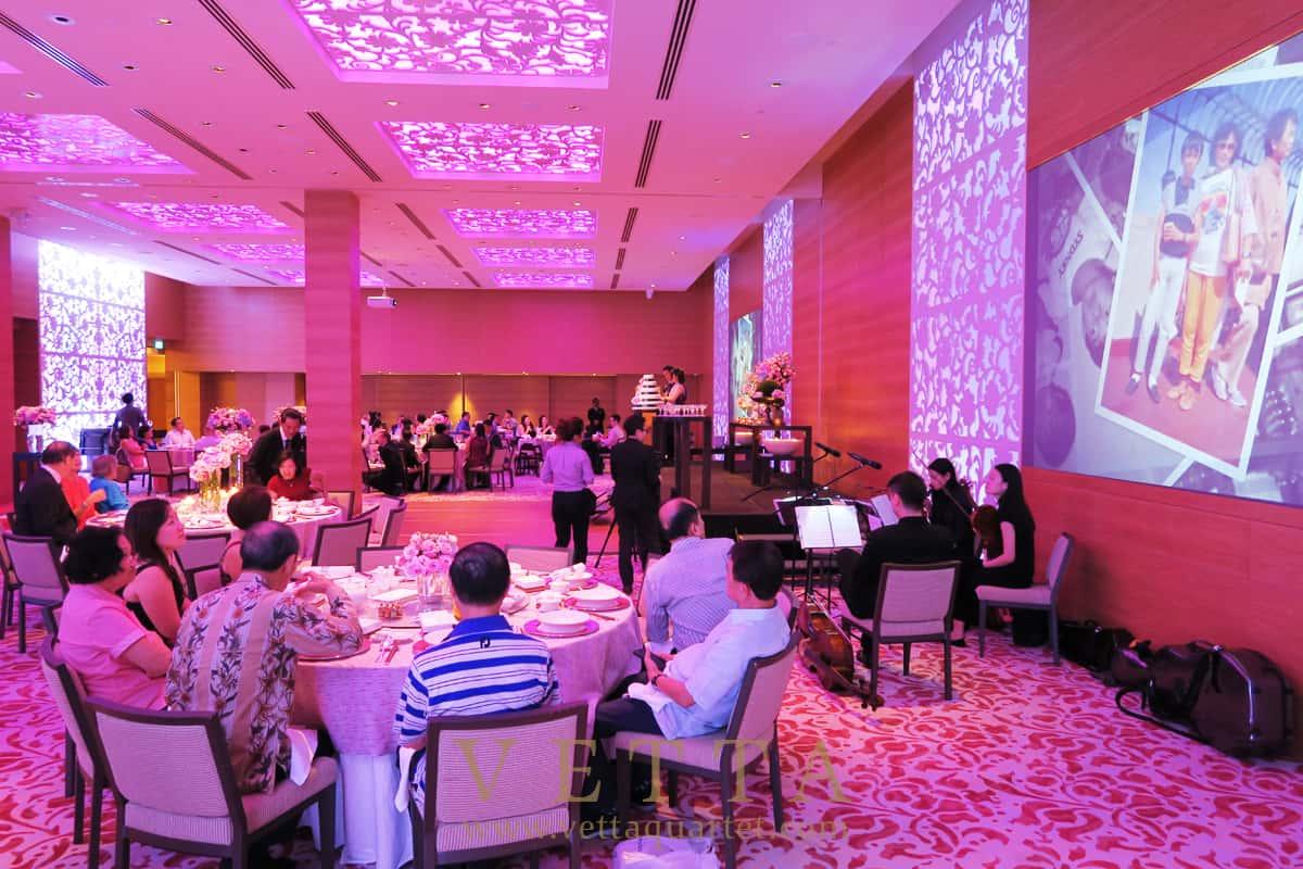 Singapore Wedding at Grand Hyatt