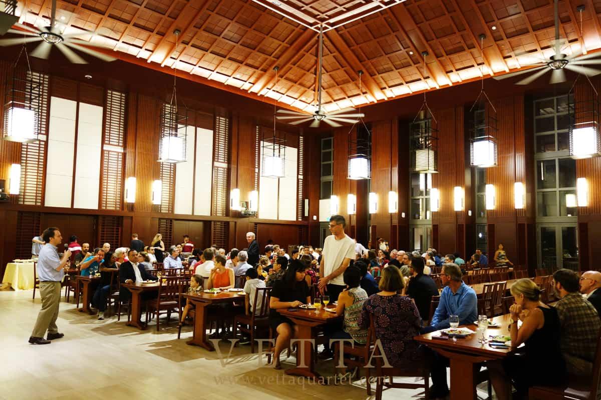 Yale-NUS College Faculty Dinner