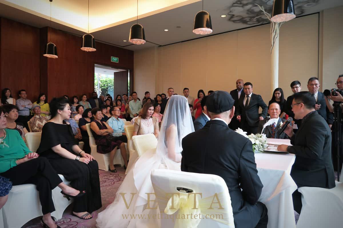 Wedding at W Hotel