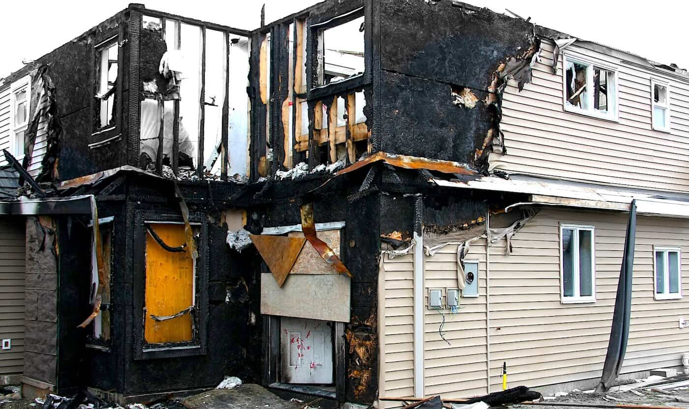 Rebuild or Repair Home After House Fire