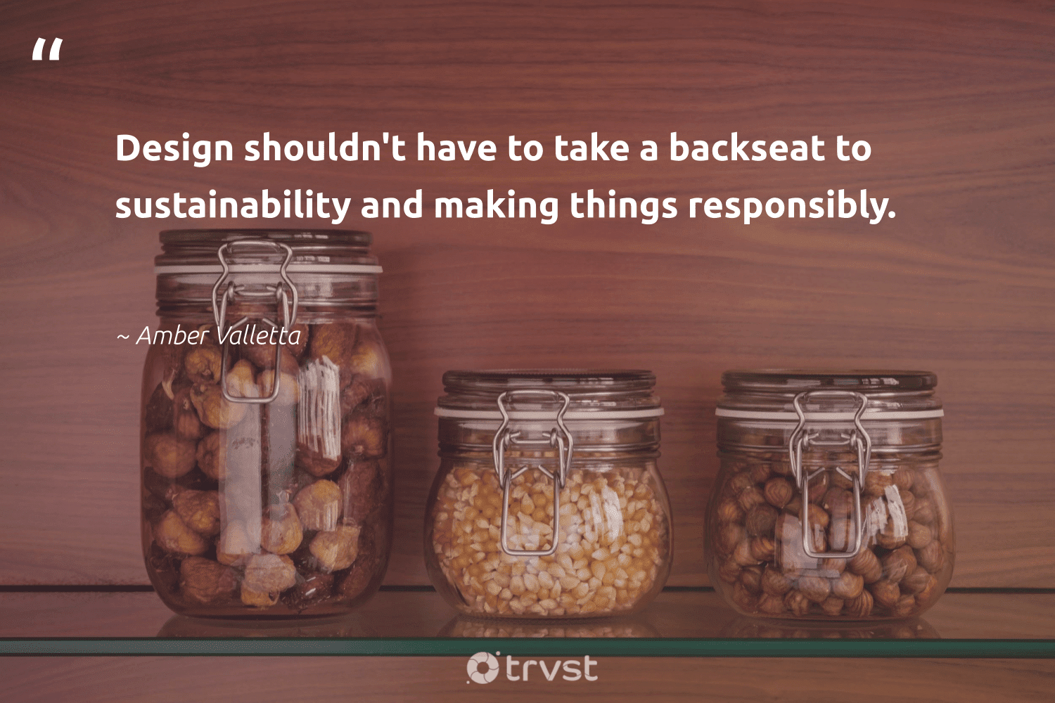 """""""Design shouldn't have to take a backseat to sustainability and making things responsibly.""""  - Amber Valletta #trvst #quotes #sustainability #design #sketchbook #greenliving #nevergiveup #changetheworld #illustration #green #softskills #thinkgreen"""