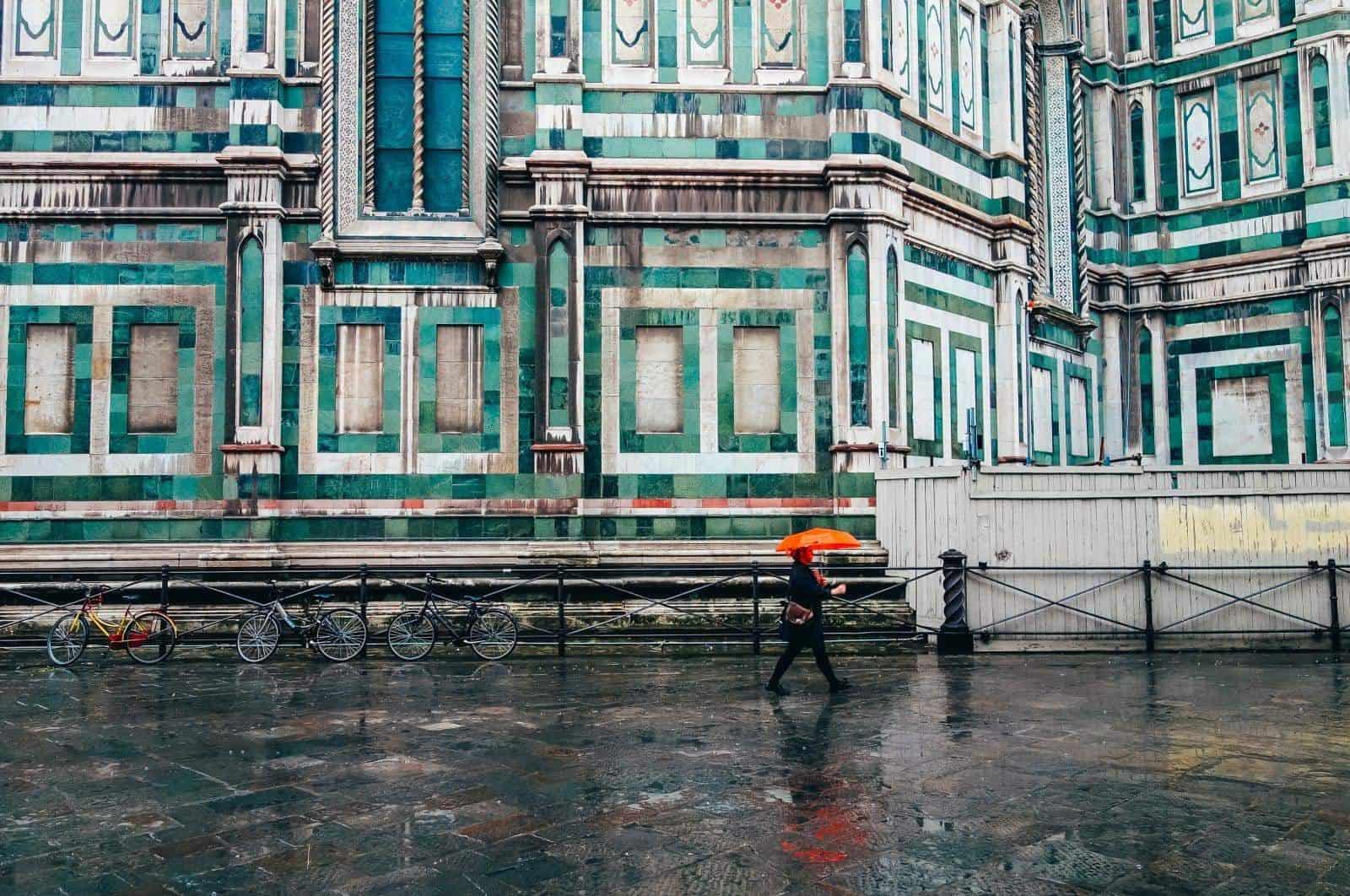 Florence, Italy. Photo by Tolga Kilinc on Unsplash.