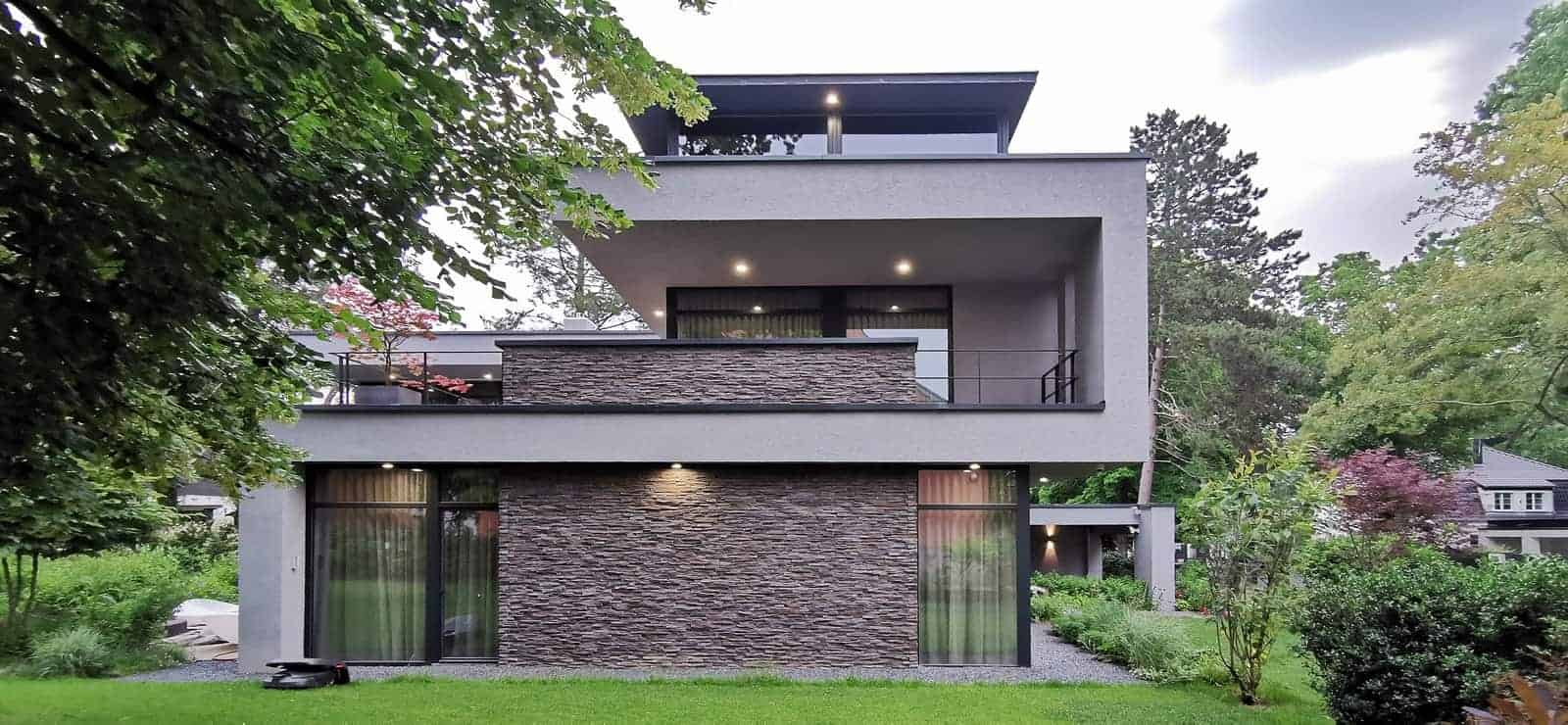 Wohnhaus Bauhausstil