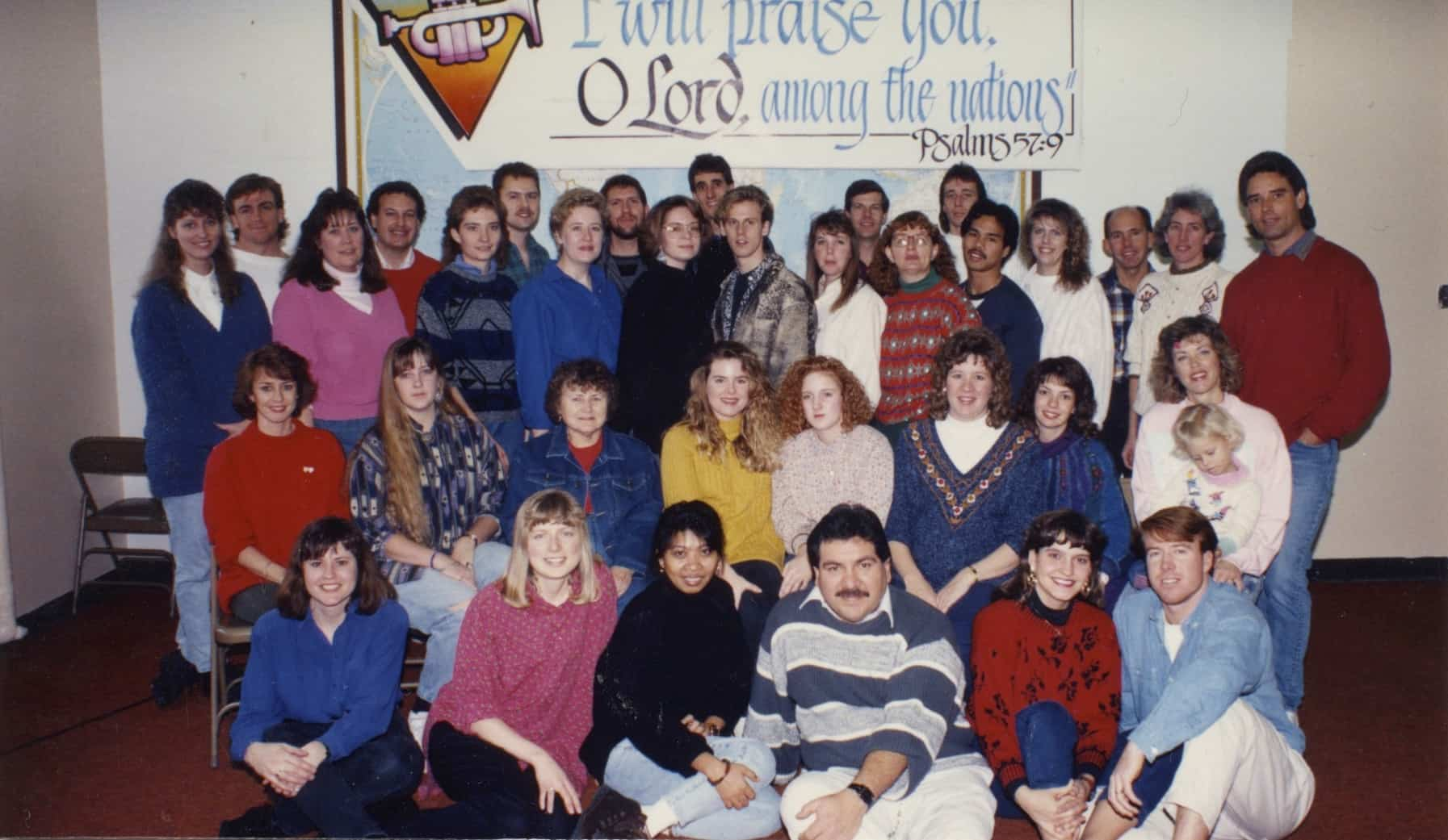 The First SBS & SOW – 1991