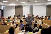 The basics of a One year MBA in India #2 - A class that lives up to global standards