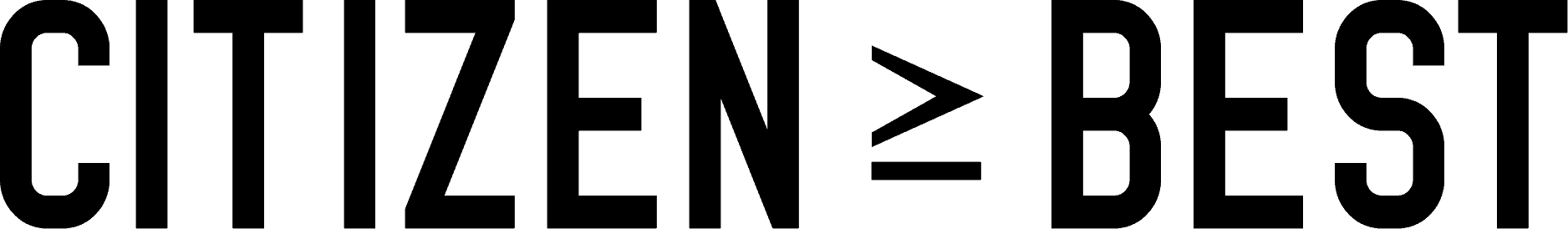 Brand Design San Francisco – Citizen Best