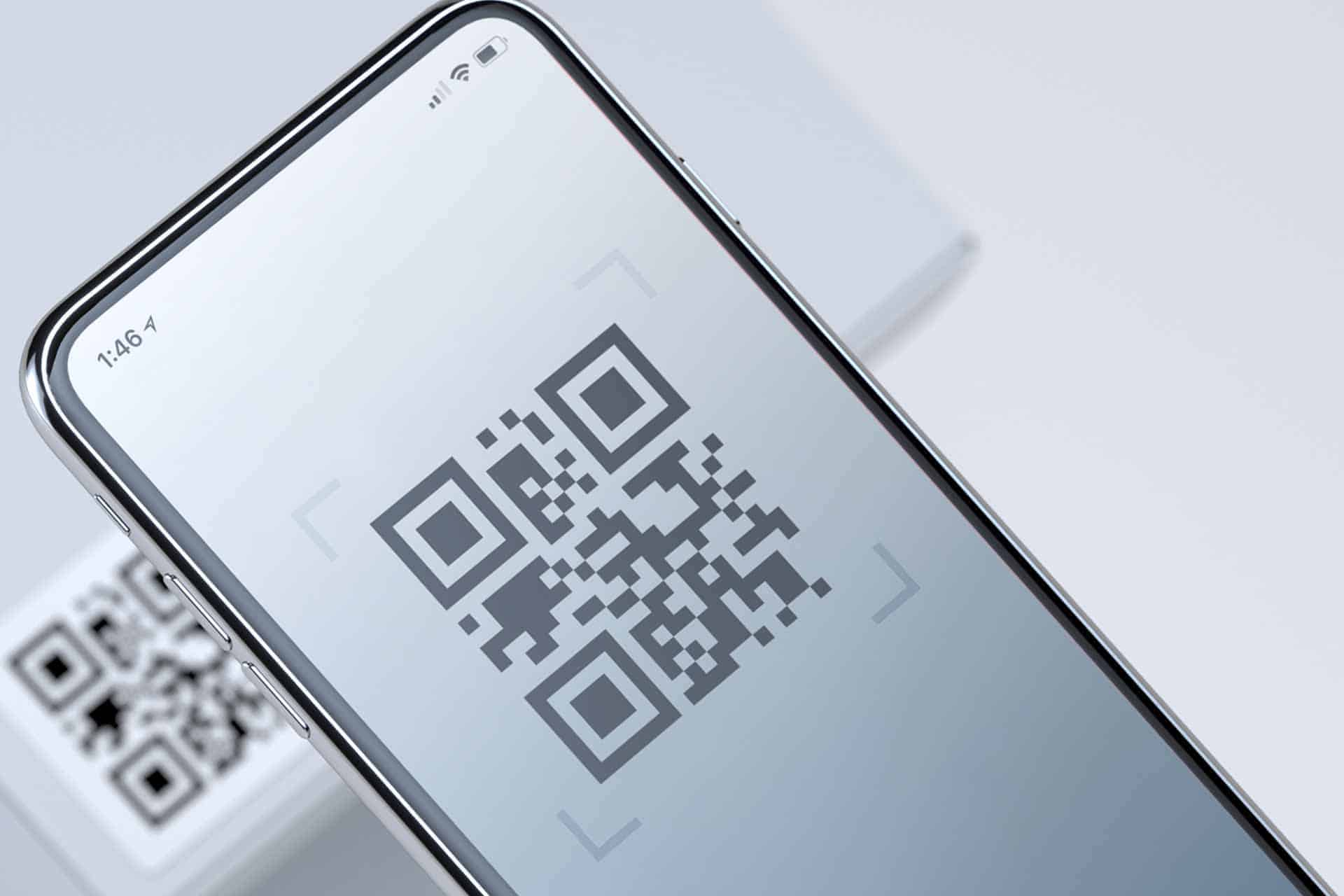 QR code technology used in security guard tours