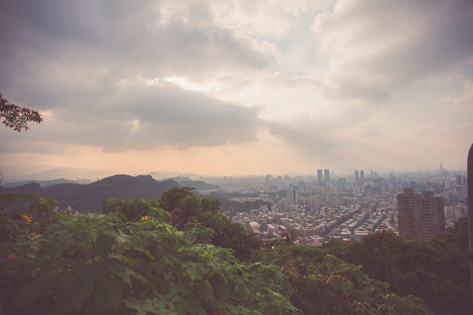 The Surge From Taipei's Point of View