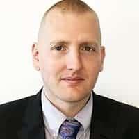 Ben Leeson Head of Caunce OHara