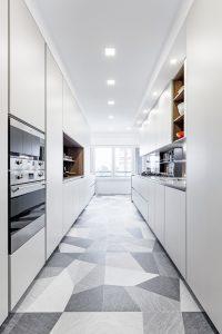 modelo cozinha paralela
