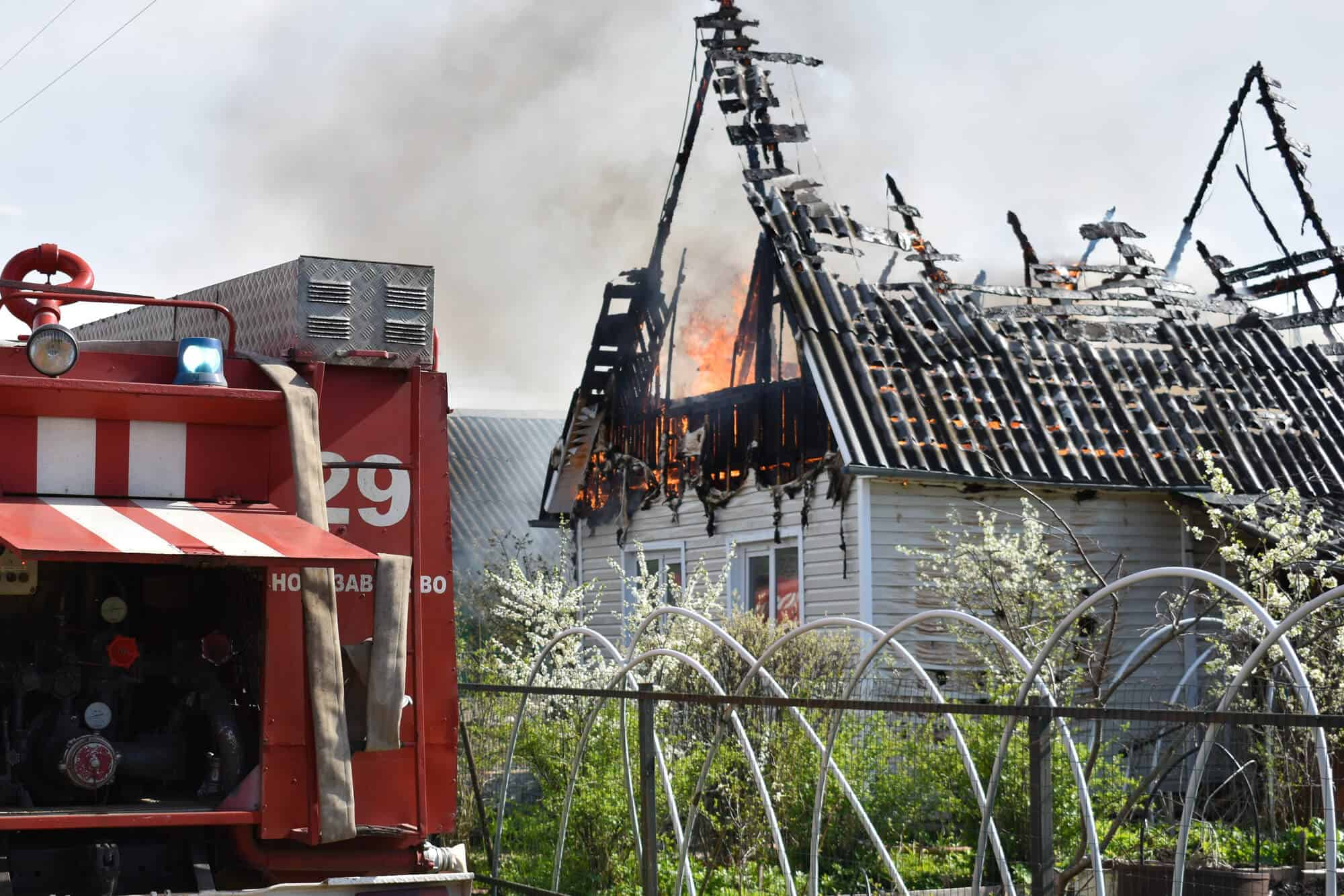 Fire Insurance Adjusters For Fire Claims