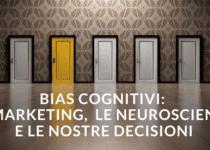 bias cognitivi influiscono sulle decisioni