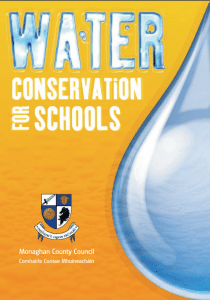 Water Conservation for Schools