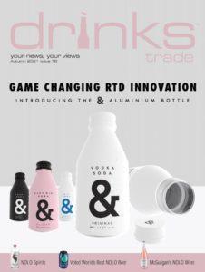 Drinks Trade Magazine Cover