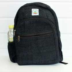 BackPack Rucksack Hemp Hand Made Bag