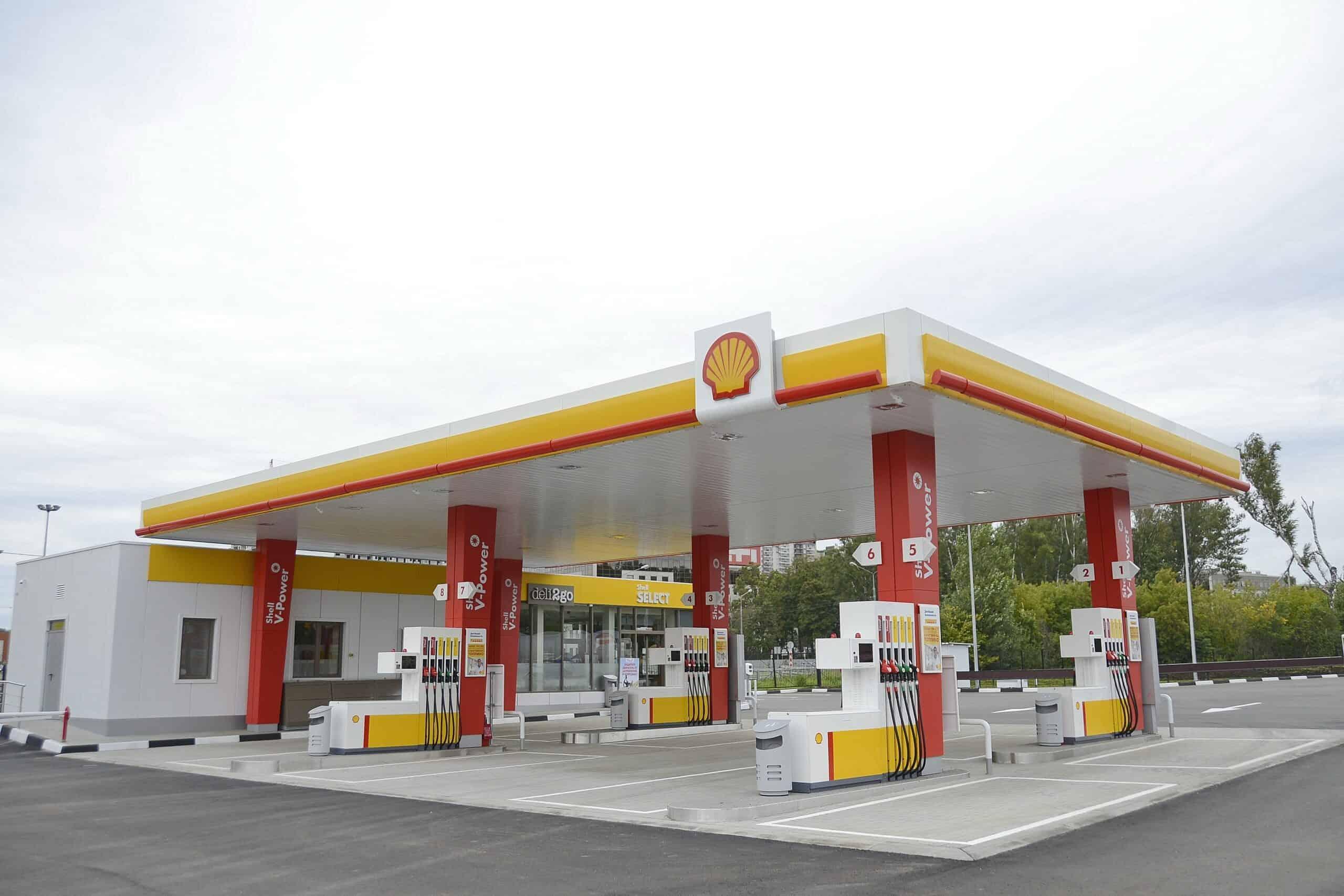 Сеть АЗС «АЯКС» (партнер Shell) выходит на новый уровень
