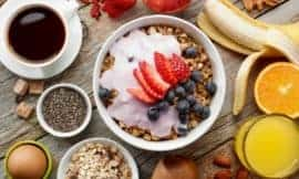 healthy breakfasts quick and easy