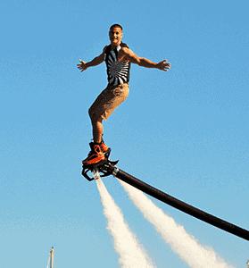 Iron Man Flyboard Rental