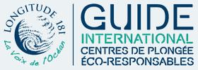 Guide international centres de plongée éco-responsables Longitude 181