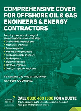 Oil and gas Contractor Insert