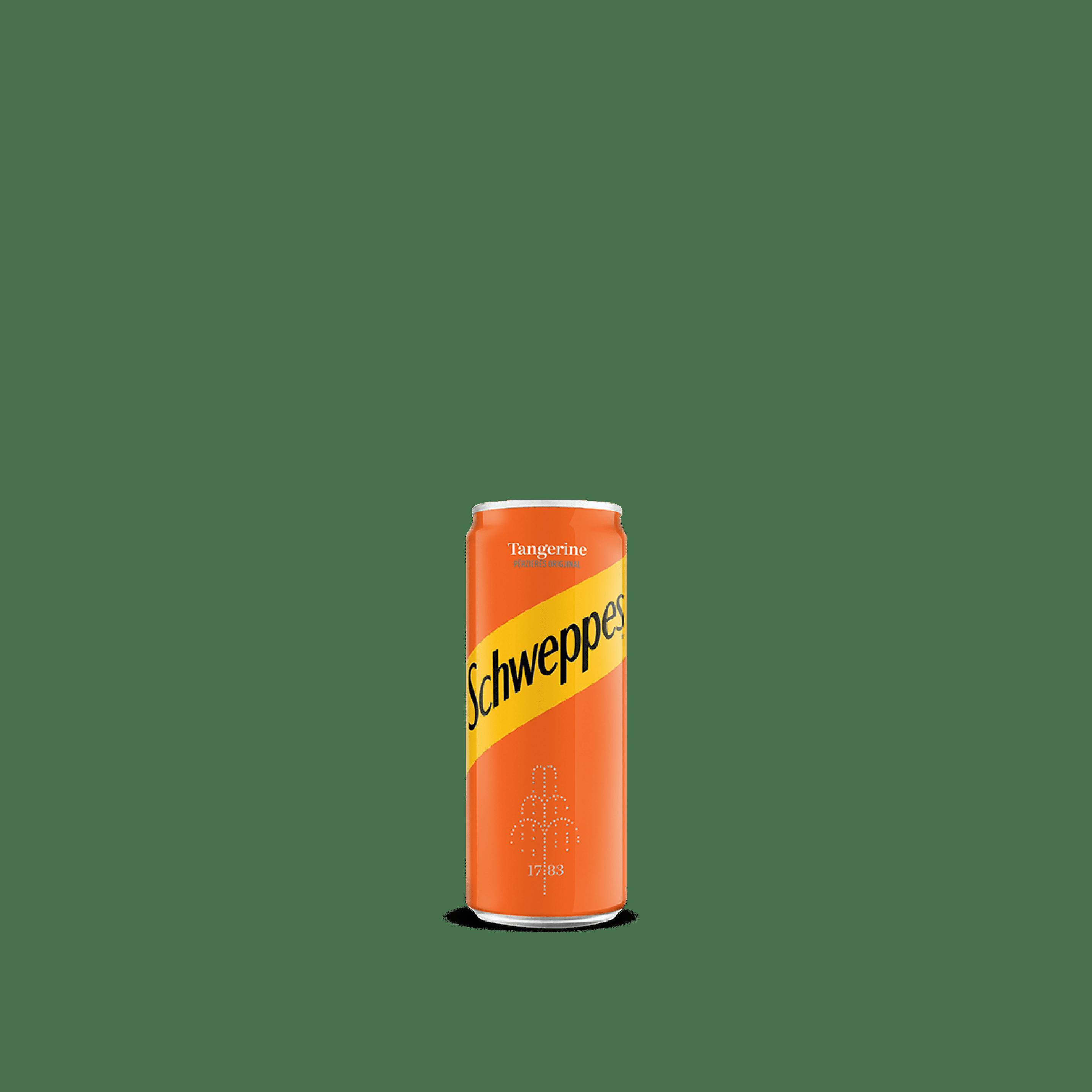 schweppes tangerine