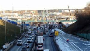 Реконструкция ярославского шоссе