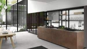 modelo cozinha linear