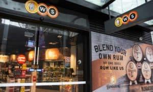 BWS Bundaberg Rum; Blend Your Own Rum experience