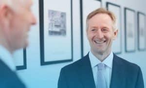ALE Property CEO Andrew Wilkinson