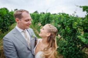 Heiraten in den Weinbergen