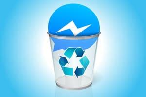 delete facebook messenger