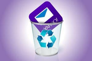 delete yahoo mail account