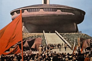 Monumento Buzludzha Inauguracion