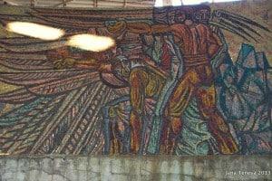 Buzludzha mosaicos 2