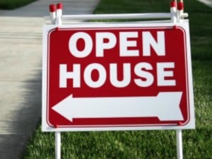 Avoid Generic Open House Signs