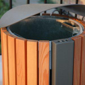 Urbania Abfallbehälter Tubo 2