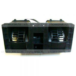 >Мотор отопителя F2000 Createk арт. 81.61930.0055+54 для китайских большегрузов Shacman оптом и в розницу.
