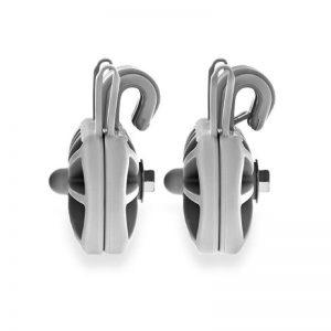 accessori Clip Morsa 5070 con gancio - Artes Politecnica