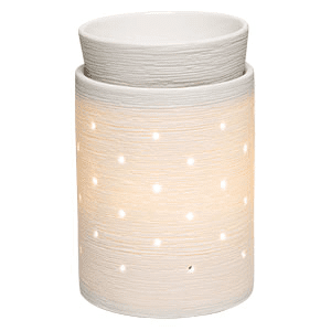 ETCHED CORE WAX WARMER (WITHOUT WRAP) FROM SCENTSY