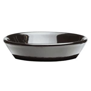 BLACK ZEBRA - SCENTSY DISH ONLY